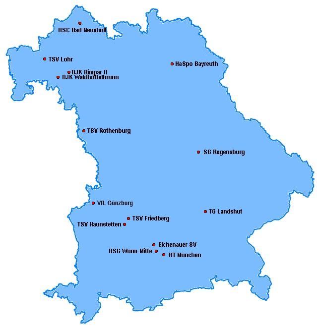 Bayernliga-Karte-2015-2016